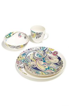 Monsoon Four Piece Place Setting