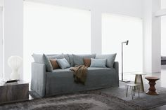 Color And Styling Inspiration In A White Loft   Carpets Idea