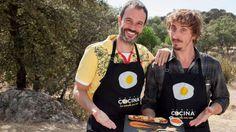 Casi calçots con casi romesco - Receta - Canal Cocina