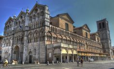 Ferrara Cathedral by Ada S on 500px
