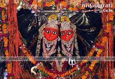 Chamunda Mataji Temple - Chotila Temple - Gujarat India