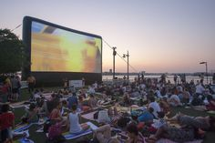 Free movies in NYC Parks Summer 2015