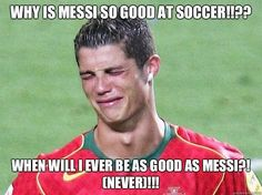 messi and ronaldo jokes - Google Search