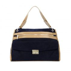 Monroe Shoulder Bag - Navy