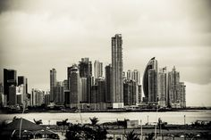 Skyline in Panama