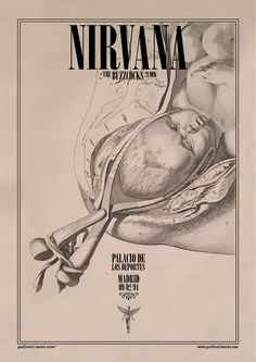 """""""In Bloom"""" by Nirvana. Written by Kurt Cobain, the song addresses people outside of the underground music community who did not understand the band's message."""