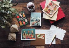 Quill & Fox 2014 Holiday Cards