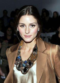 Crimenes de la Moda: Olivia Palermo´s inspired necklace