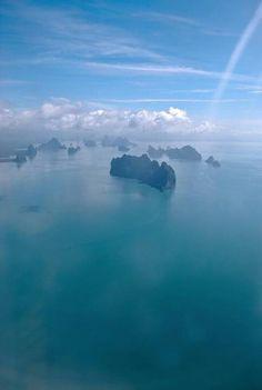 Heavan island