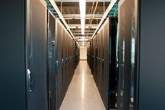 Brocade Data Center Aisle
