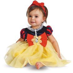Snow White Infant 12-18 Months