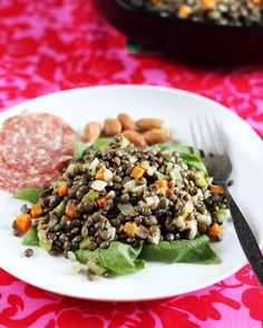 French Picnic Lentil Salad (a.k.a. the only lentil salad recipe you'll ever need)