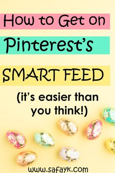 Looking to get on to Pinterest's smart feed? Read this to learn how to use Pinterest SEO to do just that! #pinterestmarketing #bloggers Affiliate Marketing, Social Media Marketing, Marketing Strategies, Online Marketing, Make Money Blogging, How To Make Money, Pinterest For Business, Blogging For Beginners, Pinterest Marketing
