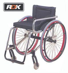 RDK fencing wheelchair (Scherm Rolstoel Fencing Wheelchair)