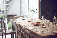 #interior #decor #styling #rustic #vintage #scandinavian #dining