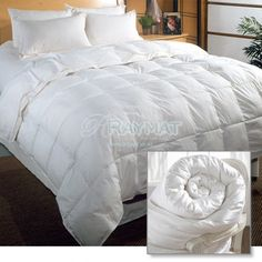 I was concerned about the comfort of my family because I cared about them and when it came to their bedding needs I didn't want to compromise on it. So I choose Siberian goose down duvets for the entire family and purchased them from Raymat quilts and textiles. Now, thanks to Raymat we are all having a comfortable night's sleep. This Duvet is great.