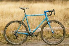 My Team Mudfoot Stinner 'Cross Bike with SRAM CX1   The Radavist