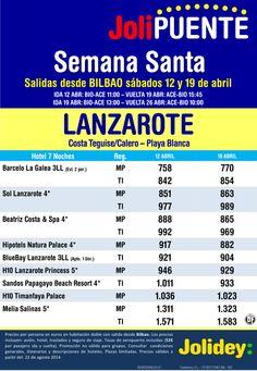 Semana Santa Ace Zona Costa Teguise desde 758€ Tax incl. Salidas desde Bilbao, en sábado. ultimo minuto - http://zocotours.com/semana-santa-ace-zona-costa-teguise-desde-758e-tax-incl-salidas-desde-bilbao-en-sabado-ultimo-minuto/