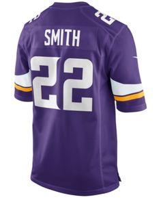 Nike Men Harrison Smith Minnesota Vikings Game Jersey 470be2d9b