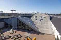Railyards cultural centre | 3XN