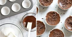 These Chocolatey Cheesecake Cups Only Require 5 Simple Ingredients!