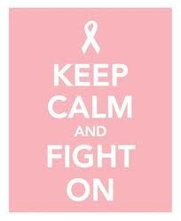 One day, we will beat cancer