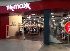 Tk Maxx, Ikea, Neon Signs