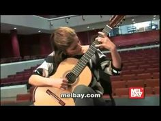 Yesterday Performed by Ana Vidovic- best classical guitar player ever!