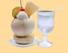 kem trái dừa