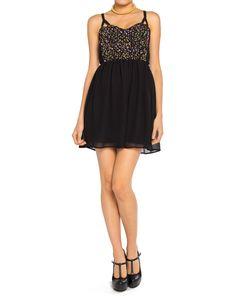 confetti dress!