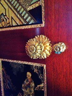 P.E. Guerin knob at Howard Slatkin