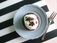 Gezonde chocolade mug cake