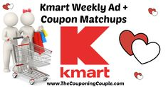 *HERE YOU GO!* Here is the NEW Kmart Ad for 5-15 to 5-21-16 with Coupon Matchups!  Click the link below to get all of the details ► http://www.thecouponingcouple.com/kmart-ad-for-5-15-to-5-21-16/ #Coupons #Couponing #CouponCommunity  Visit us at http://www.thecouponingcouple.com for more great posts!