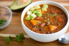 Recipe: Slow-Cooker Vegan Lentil Chili — Easy Vegetarian Recipes