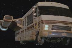 Bill Pullman Didn't Even See Star Wars Before Spaceballs Bill Pullman, Deck Plans, Famous Movies, Spacecraft, Metal Stamping, Motorhome, Camper, Eagle, Star Wars