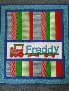 Great for a little boys quilt www.facebook.com/KATNAPquilts