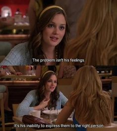 Blair. Gossip Girl