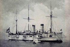 Броненосный крейсер I-го ранга «Владимир Мономах»