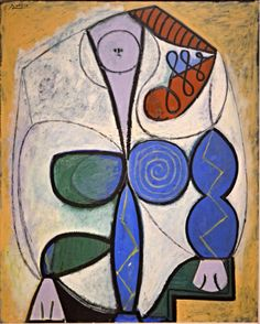 Seated Women, 1947 Pablo Picasso