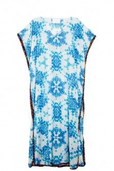 wander kaftan by ATHENA PROCOPIOU. Available in-store and on Boutique1.com