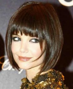cortes de cabello corto estilo pixie con flequillo cortes cabello pelo mujeres