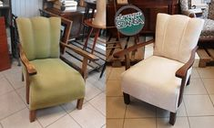 ARMCHAIR RENOVATION Armchair, Handmade, Diy, Furniture, Home Decor, Sofa Chair, Single Sofa, Hand Made, Decoration Home