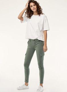 8f53bb56bc867 Slim   Skinny Pants for Women