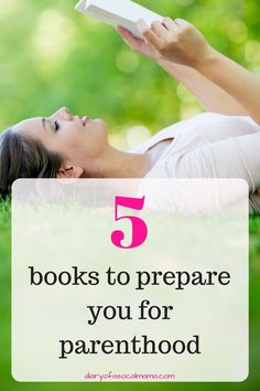A list of 5 must read books before the baby arrives.