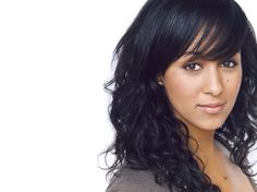 Tamera Mowry-Housley...my favorite twin (although I love Tia too). :)