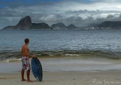 Praia de Icaraí - Niteroi - Rio de Janeiro by .**rickipanema**., via Flickr