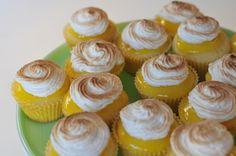 Cupcakes Tarte au citron