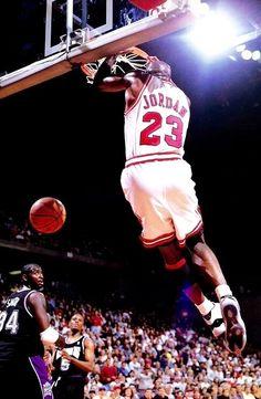 590c0faf6595 Nice slam dunk on Michael Jordan.