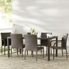 Shop Wayfair for Patio Dining Sets to match every style and budget. Enjoy Free Shipping on most stuff, even big stuff.