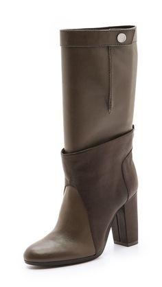 3.1 Phillip Lim Issa Closed Toe Boots